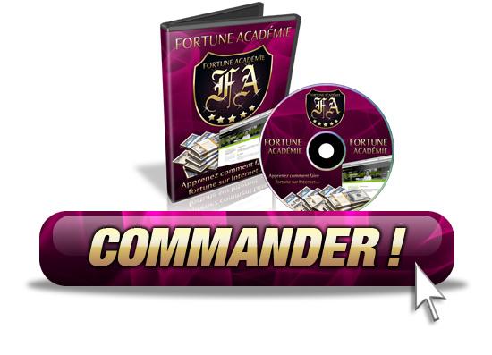 Commander Fortune Académie
